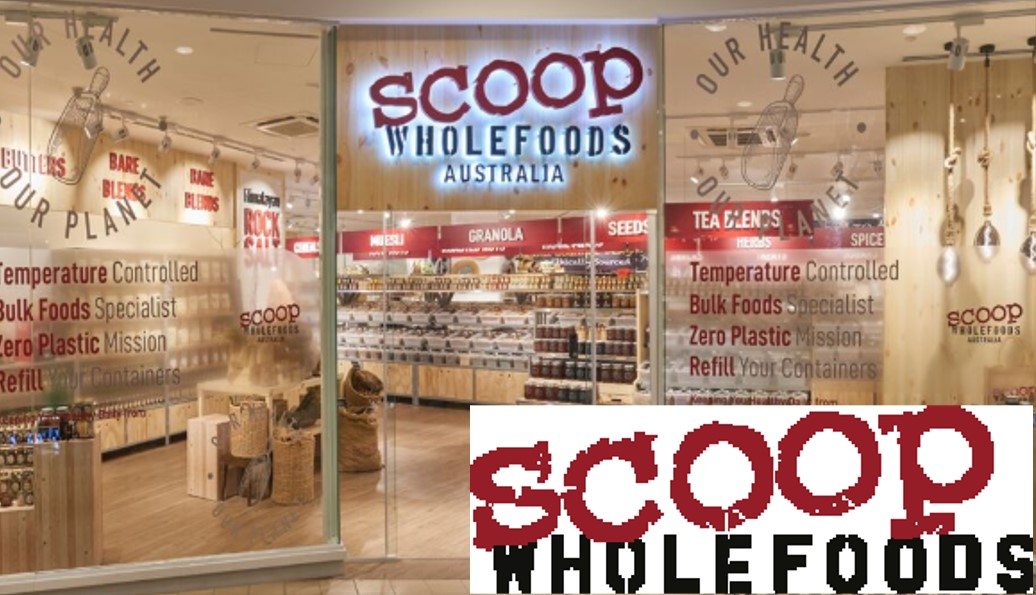 SCOOP WHOLE FOODS   163 Tanglin Rd, #02-17/18 Tanglin Mall, S247933  Tel: 6235 2739