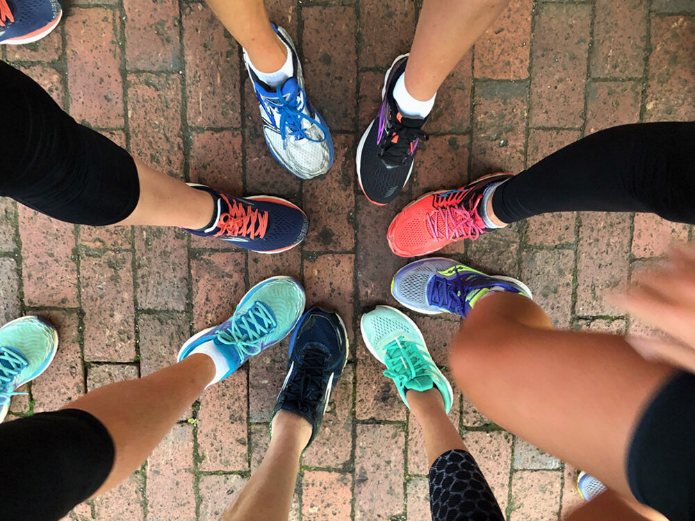Eastbourne Wine Running Club, The Levels 5k -