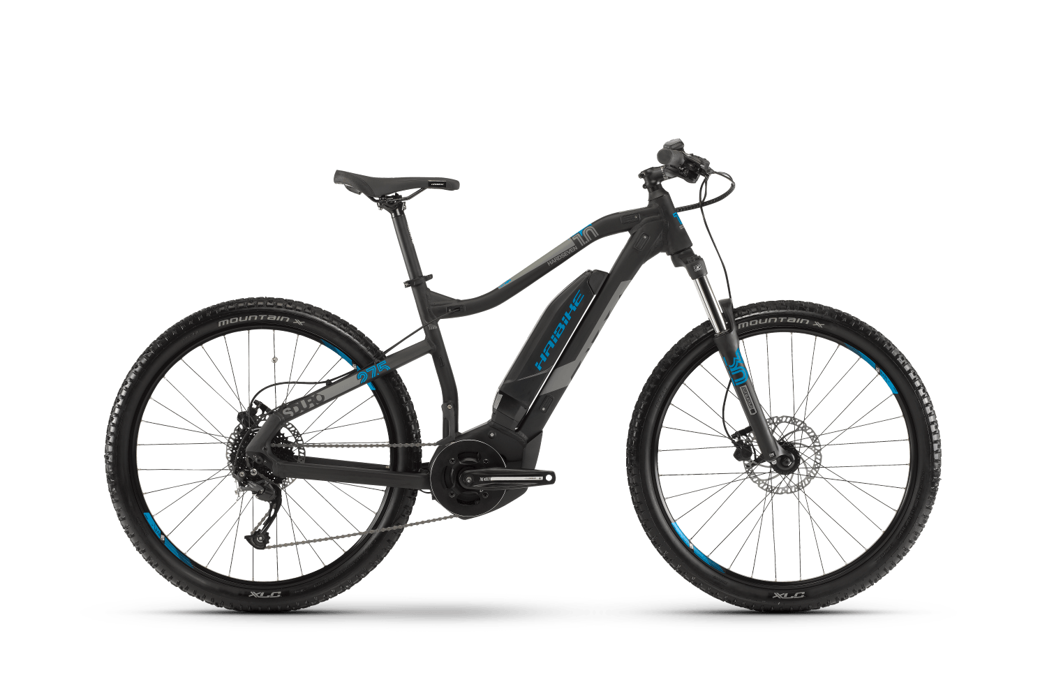 Haibike - The original E-MTB brand, Haibike have a huge range of electric mountain bikes together with trekking and cross models. For some of the maximum fun you can have on two wheels, give us a call and book a test ride today.