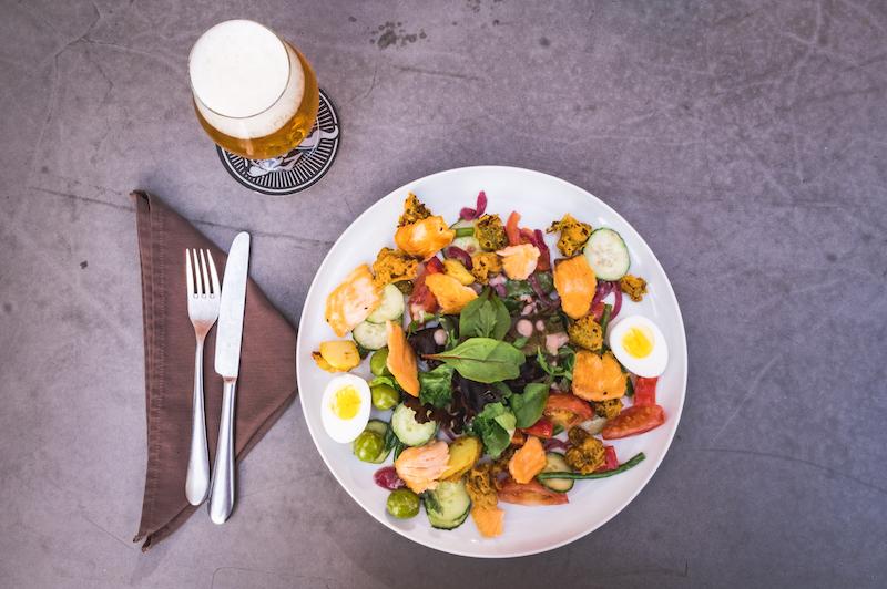 Stone Brewery | Niçoise Salad | TookTook