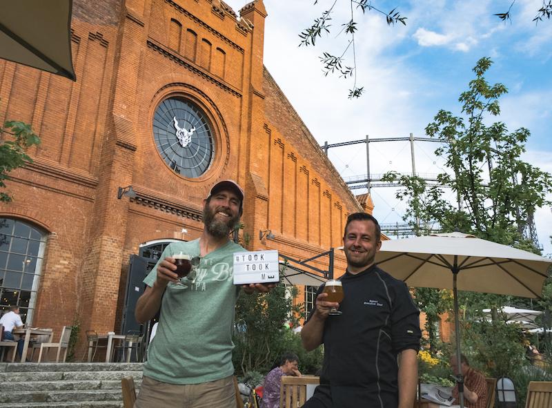 Stone Brewery | Greg Koch &Robert Hilges | TookTook