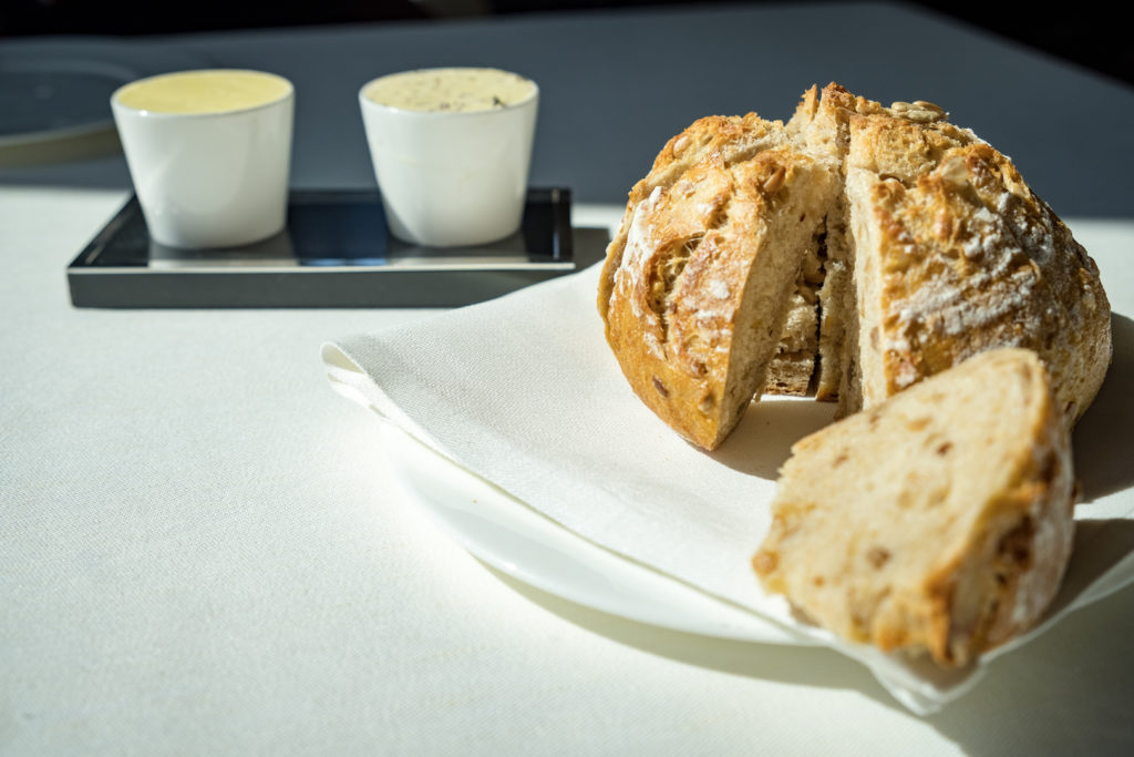 The Restaurant at Dolder Grand | Snacks and Bread | TookTook