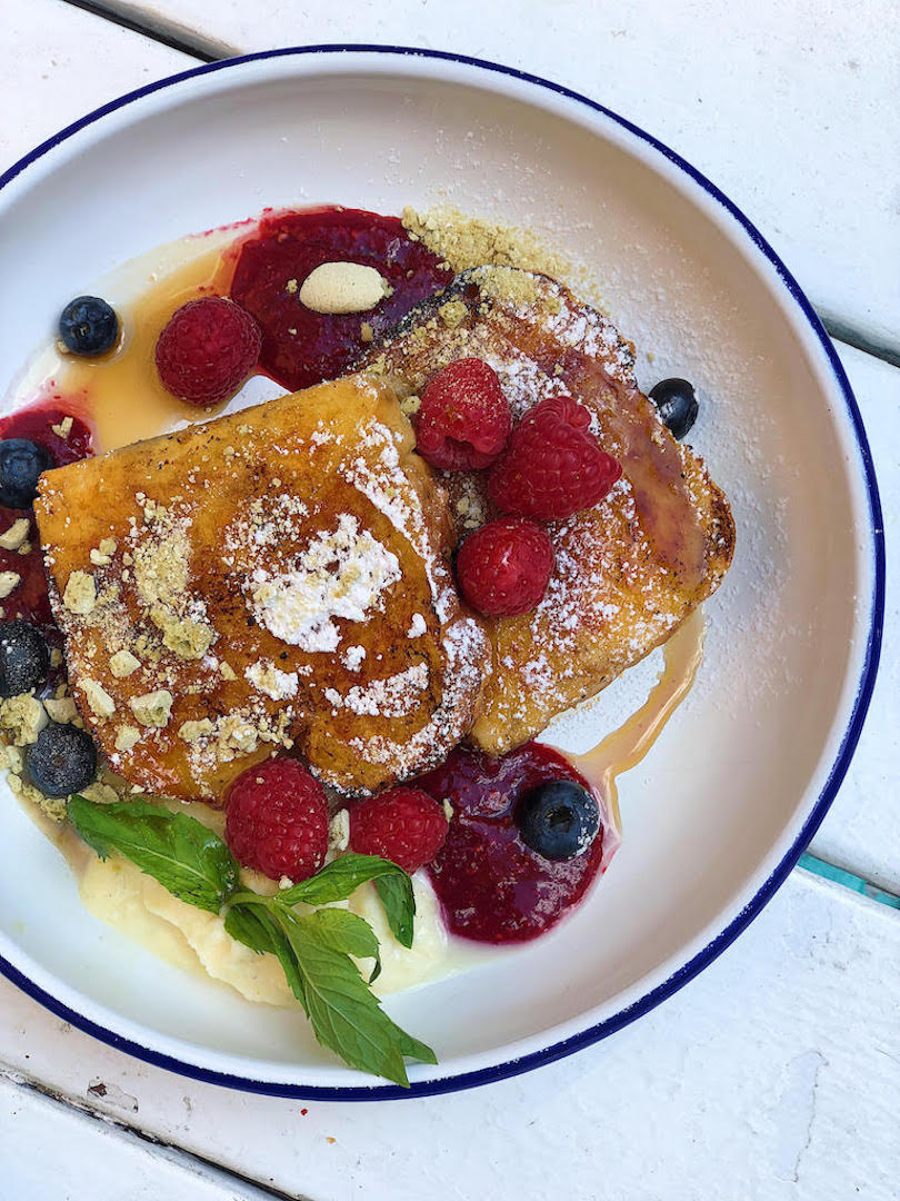 Allan's Breakfast Club | French Toast | TookTook