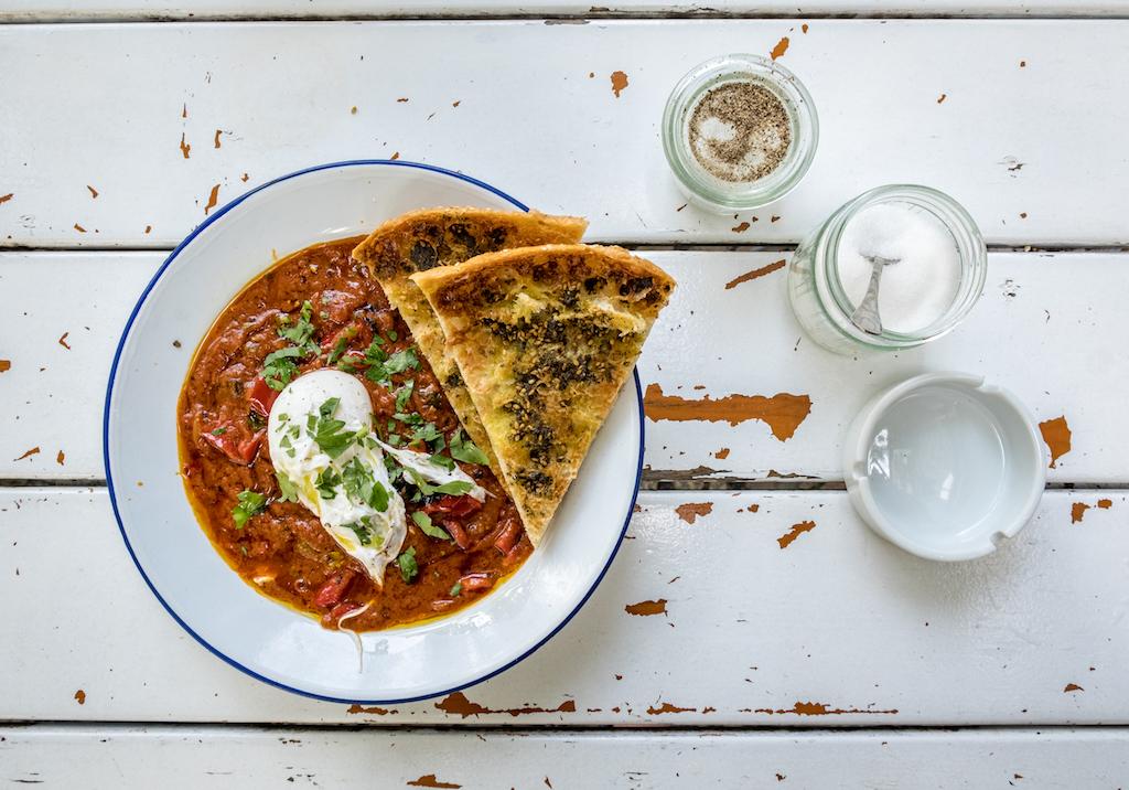 Allan's Breakfast Club |Shakchouka | TookTook