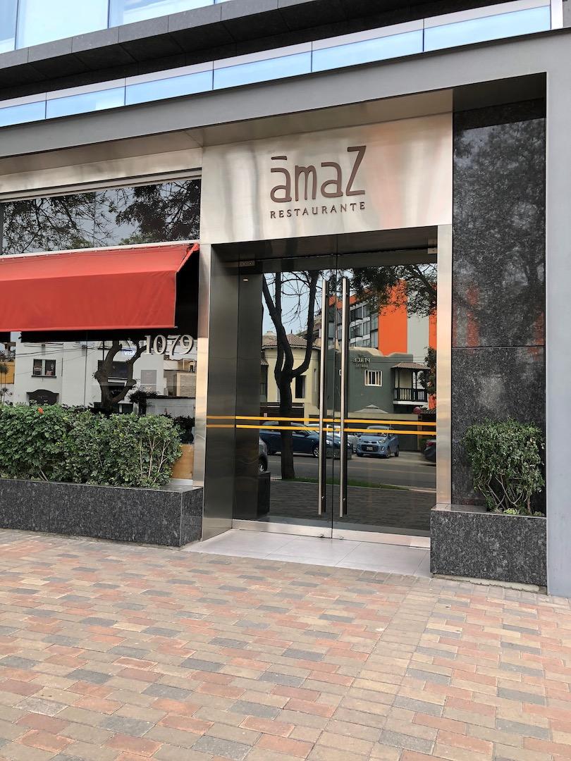 Amaz | Lima, Peru | TookTook