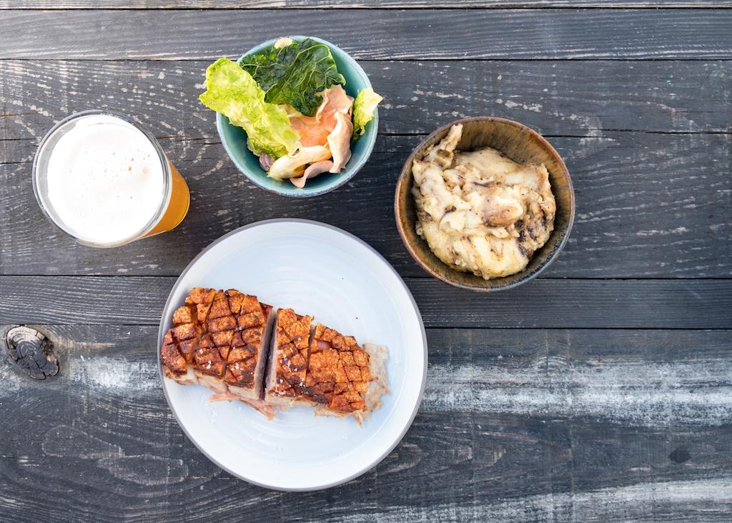 Mangalitza dry aged pork belly| BRLO | TookTook