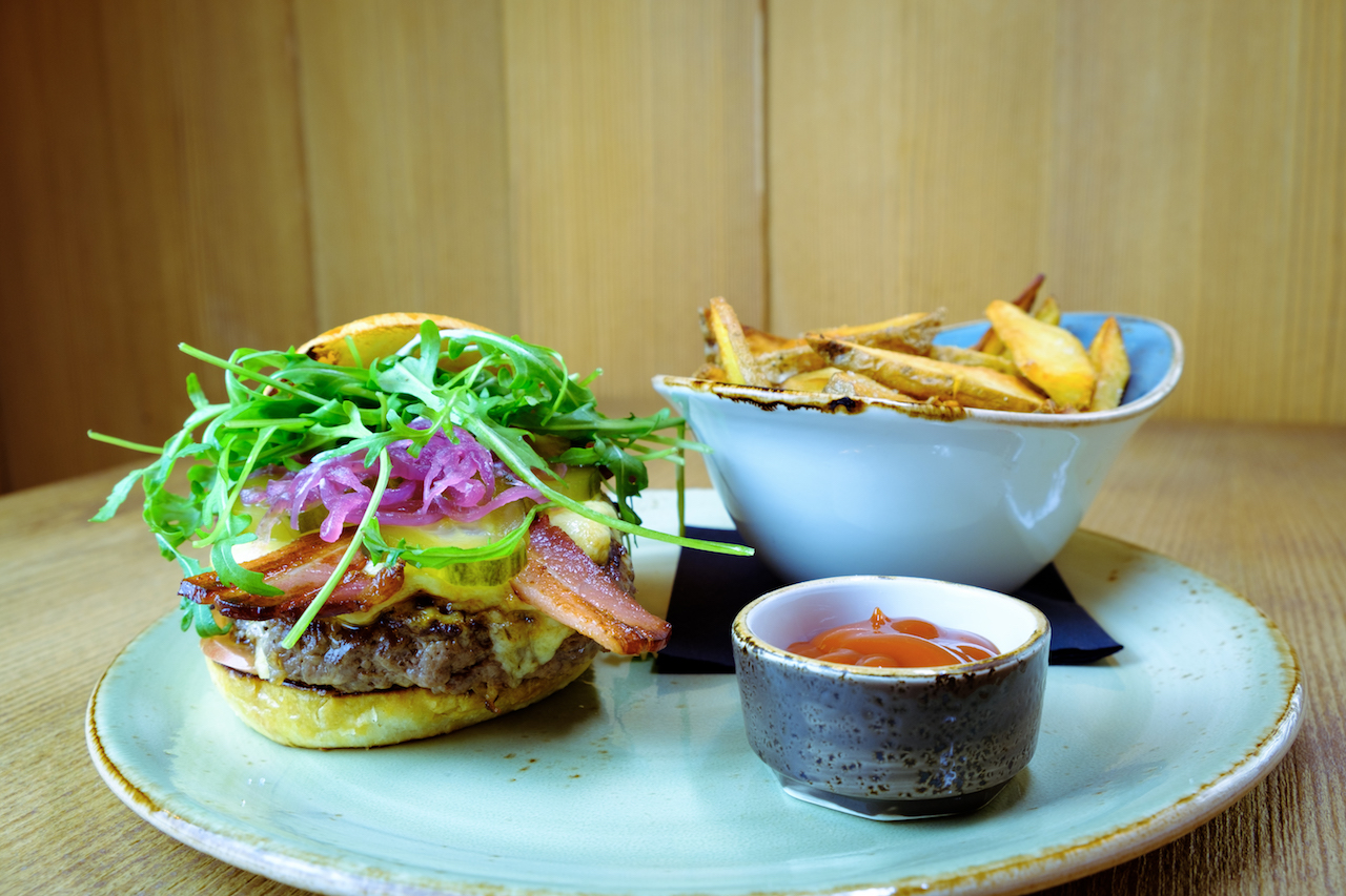 Burger | Grain | TookTook