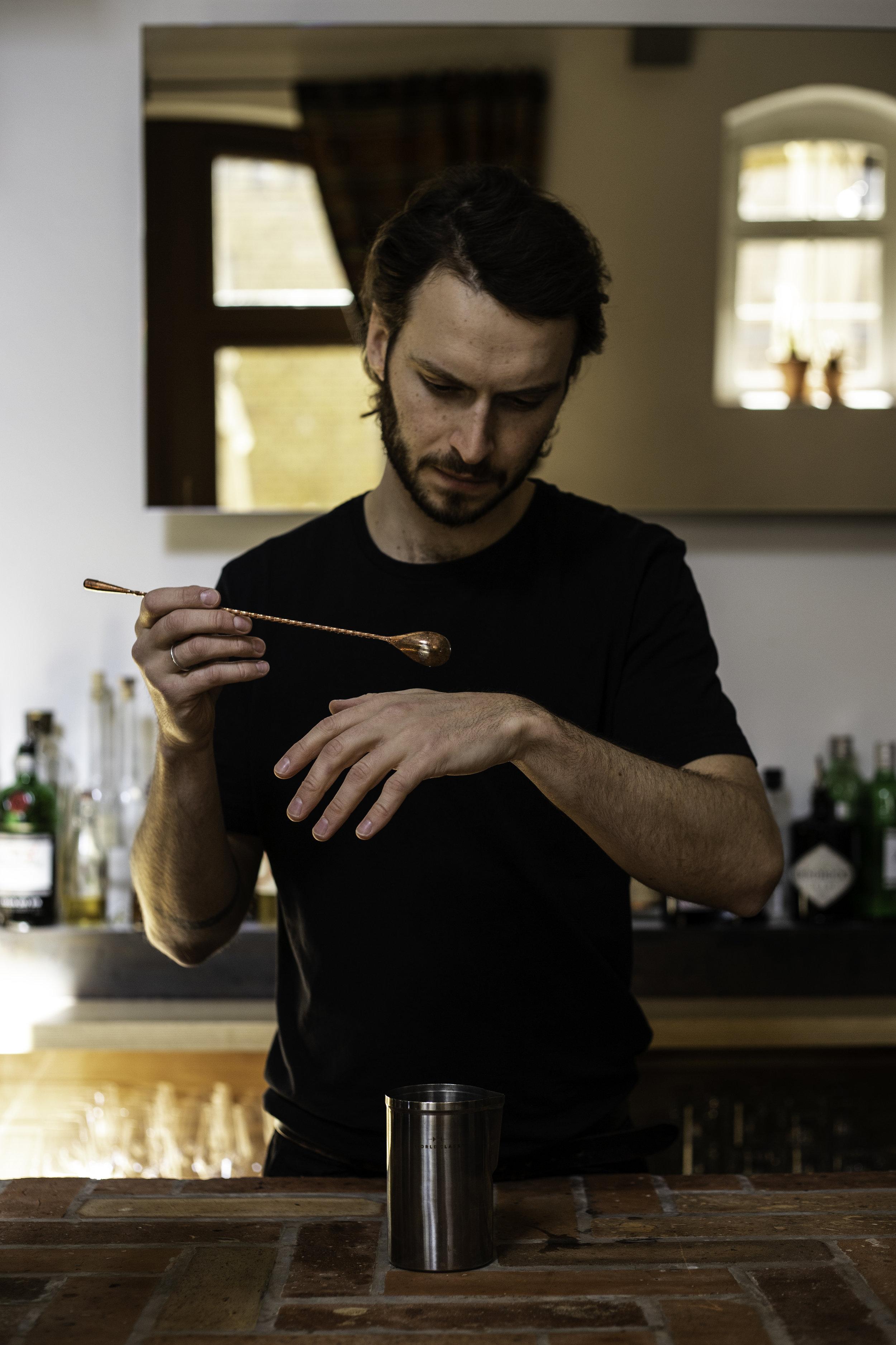Matt Boswell, Bar Manager | Tiger Bar | Katarina Haeder