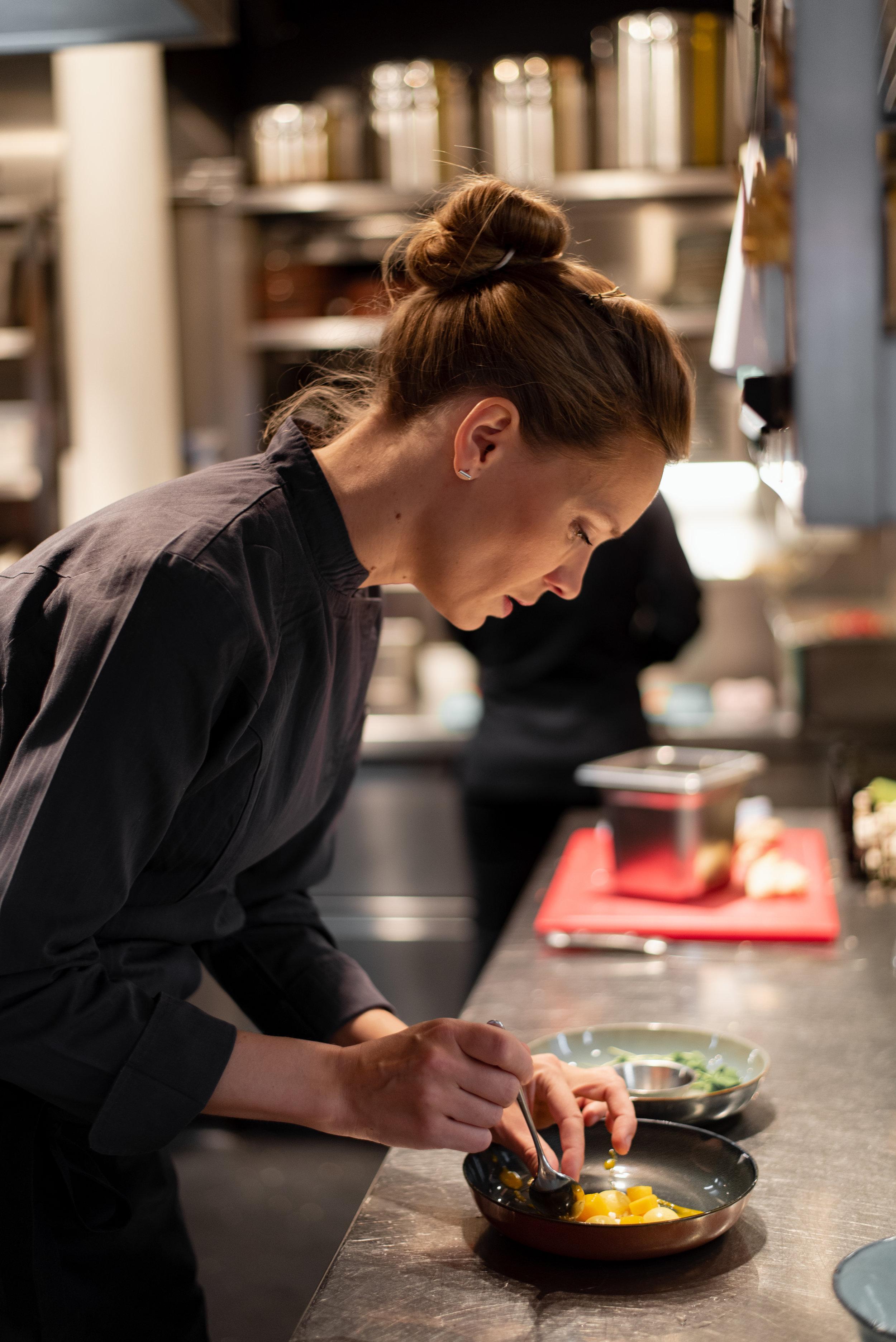Sophia Rudolph, Head chef and Culinary Director | Panama and Tiger Bar | Katarina Haeder