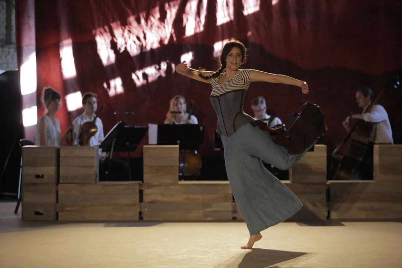 Carmen med Skånska Operan