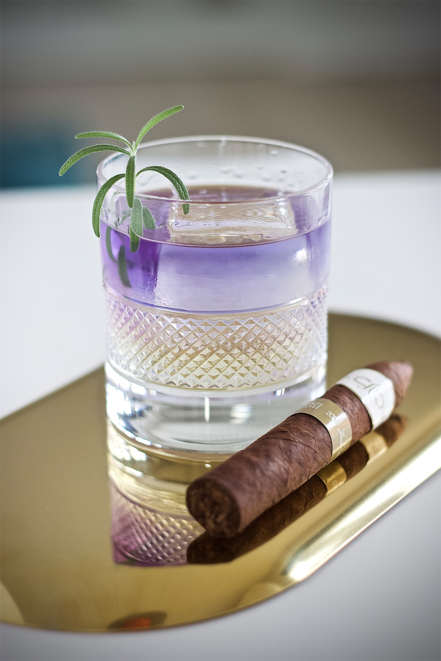 Caption This… - …a cocktail to celebrate with3 cl Illusionist Dry Gin (to float)3 cl Vermouth Riesling1 barspoon Maraschino liqueur 1.5 Supasawa sour10-12 cl Tonic WaterGarnish - Fresh rosemary⠀