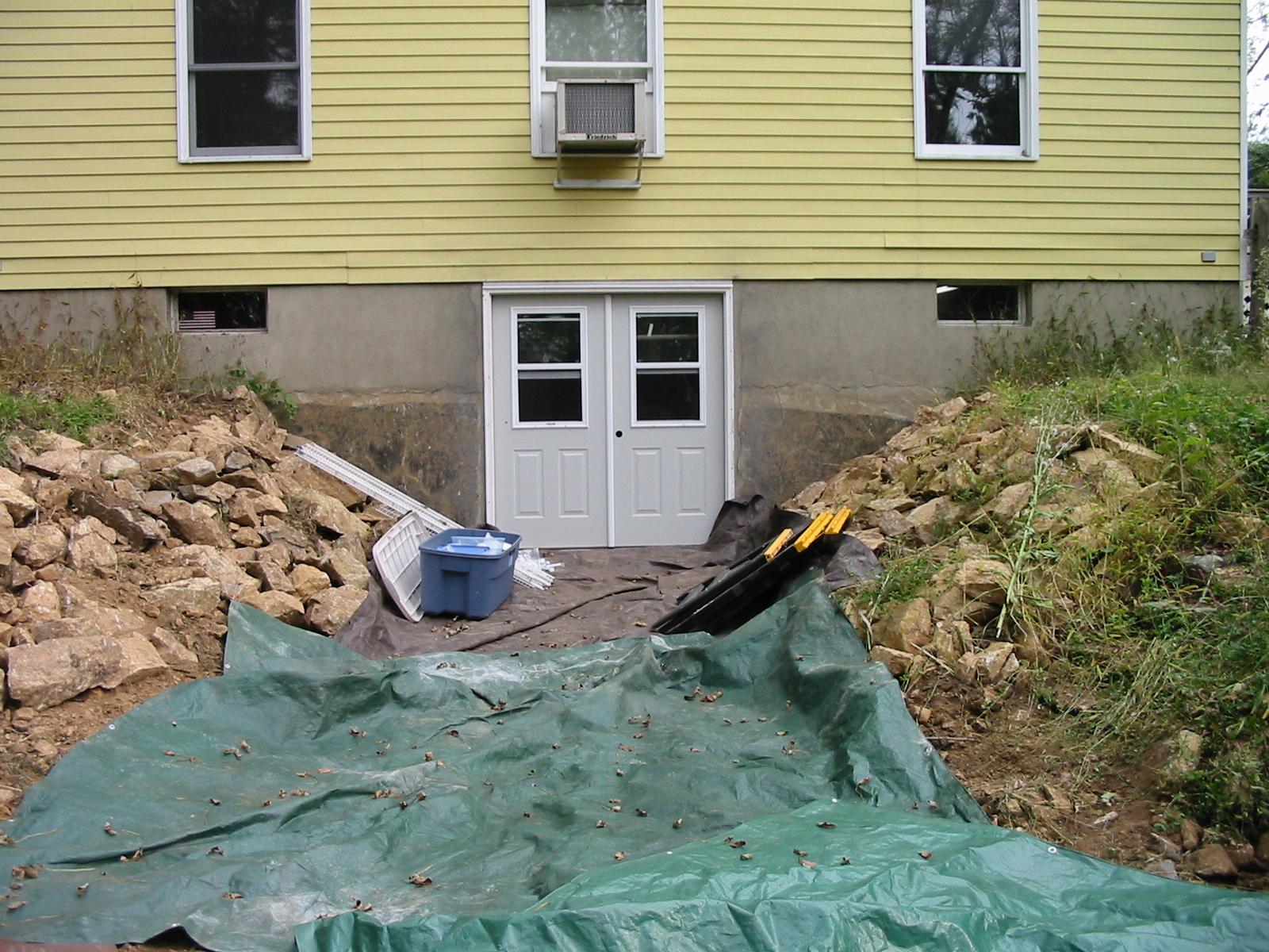 RenoWalkotbasementWith Door.JPG