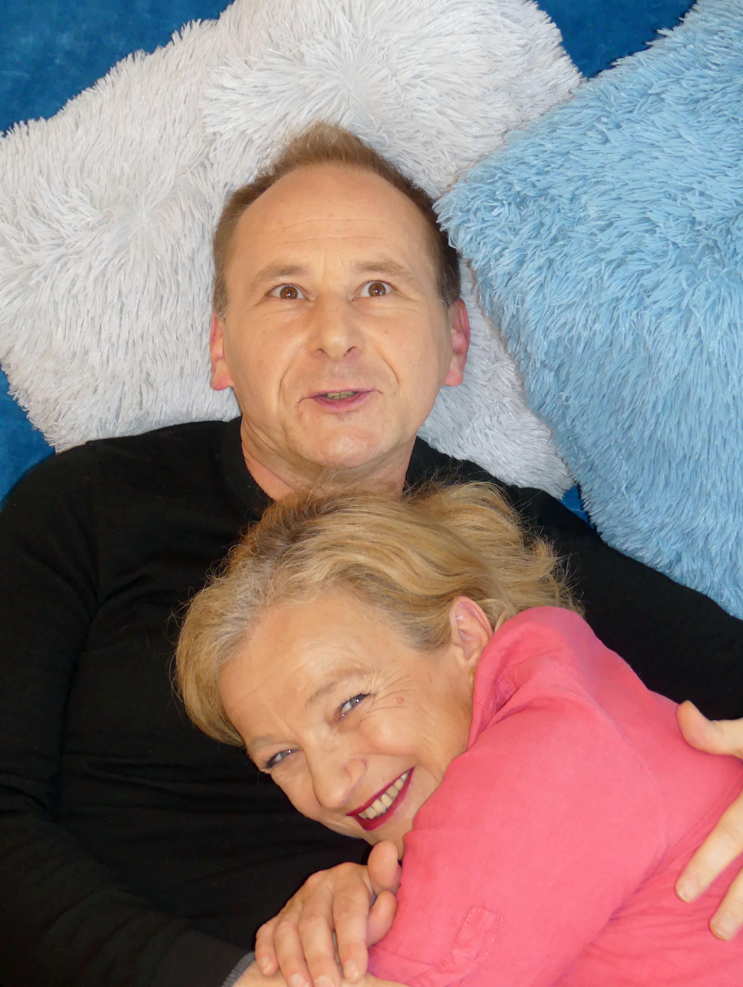 Anita Köchl und Richard Saringer, Foto und Regie: Eid Jäger