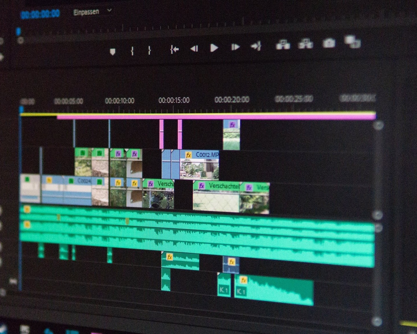 Editing - It should go without saying that we have some ability when it comes to editing. So whether you have an old SD card filled with holiday footage that's waiting to be turned into an EPIC TRIP VIDEO or you're looking for some final polish on your latest masterpiece we're here to cater to your needs.