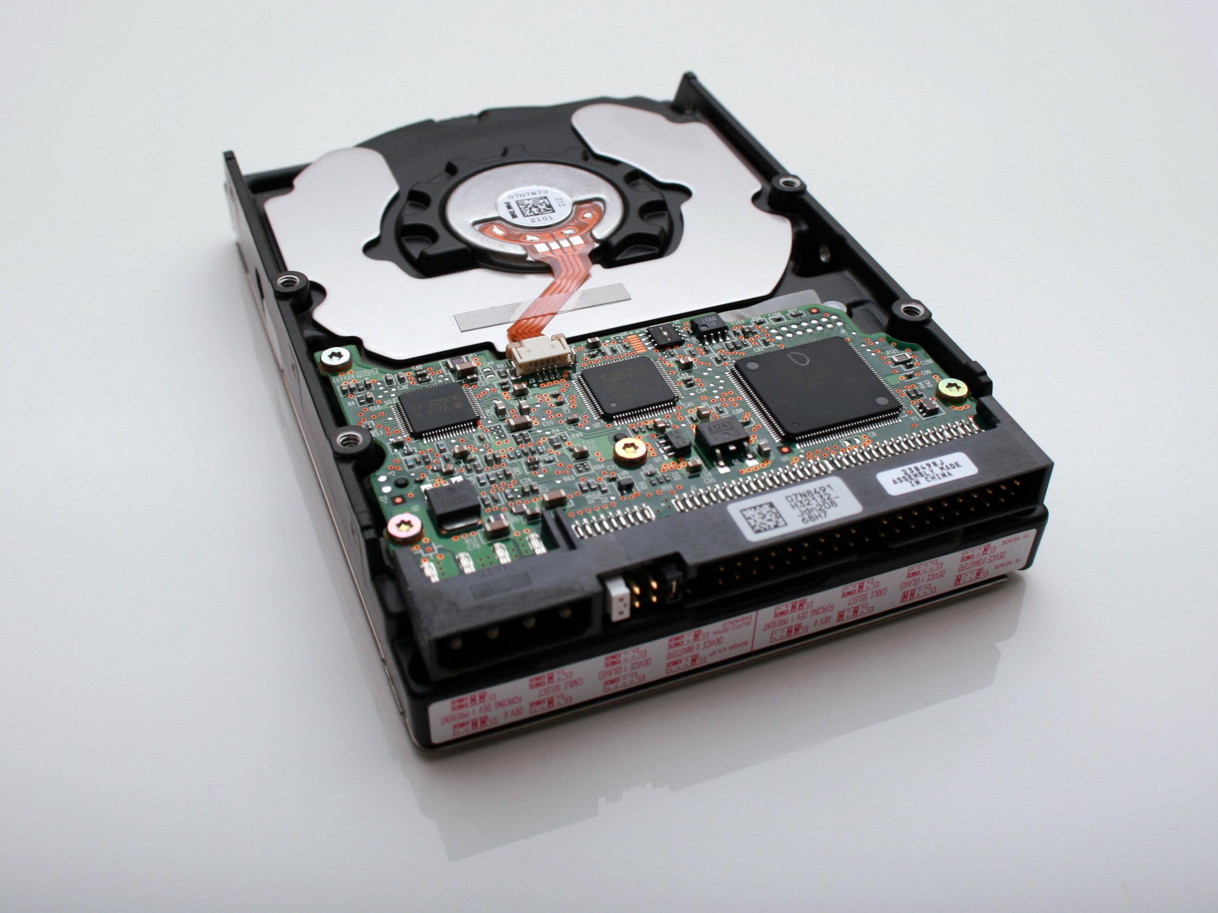 SECURE DATA DESTRUCTION -