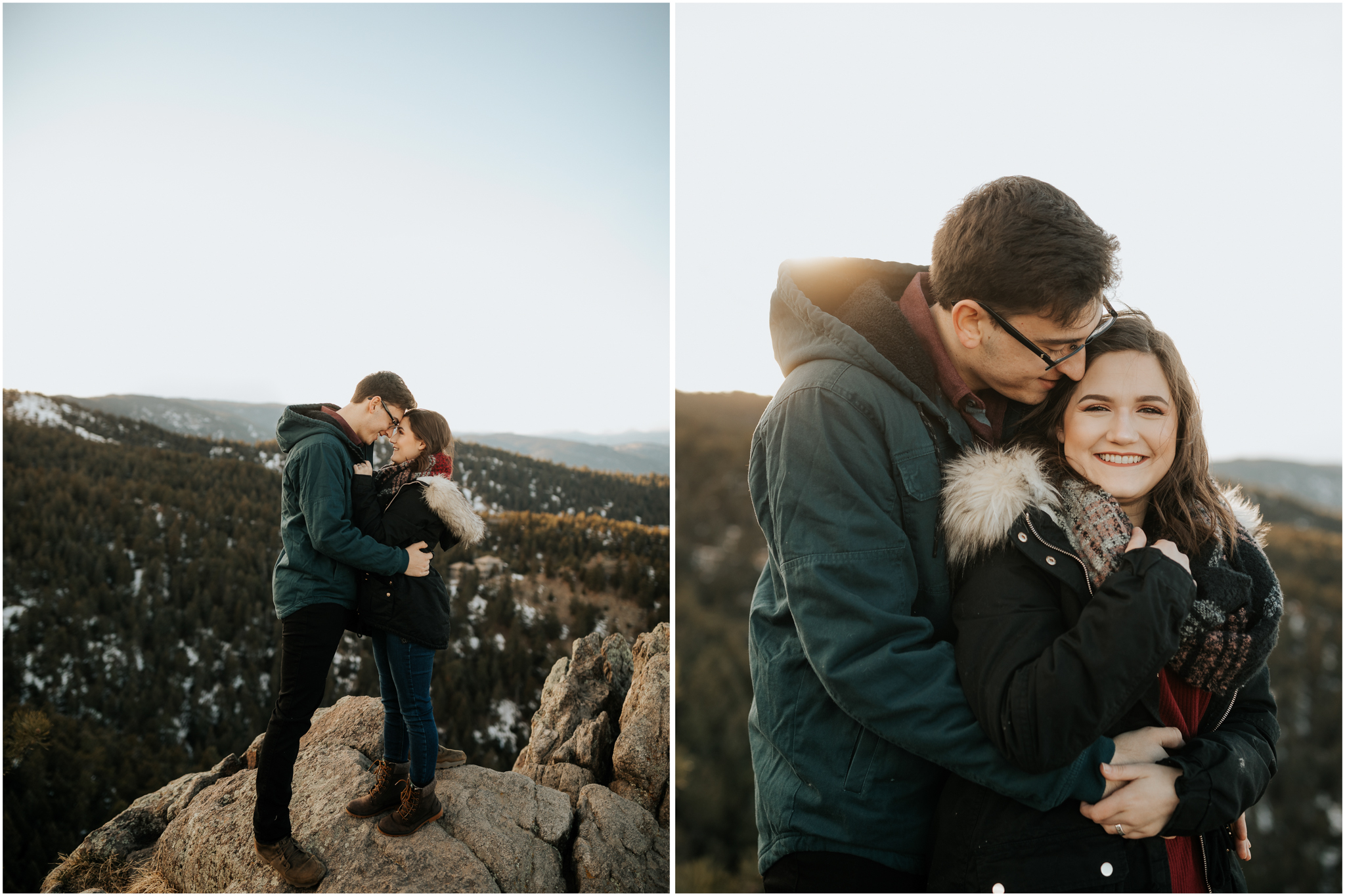 Leah Nicole Photography - Houston Wedding Photographer-Colorado Mountaintop Engagement Session- Houston Wedding Photographer -Kristen Giles Photography-1.jpg