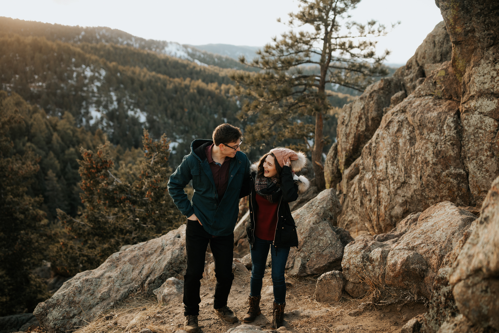 Leah Nicole Photography - Houston Wedding Photographer-Colorado Mountaintop Engagement Session- Houston Wedding Photographer -Kristen Giles Photography-8.jpg