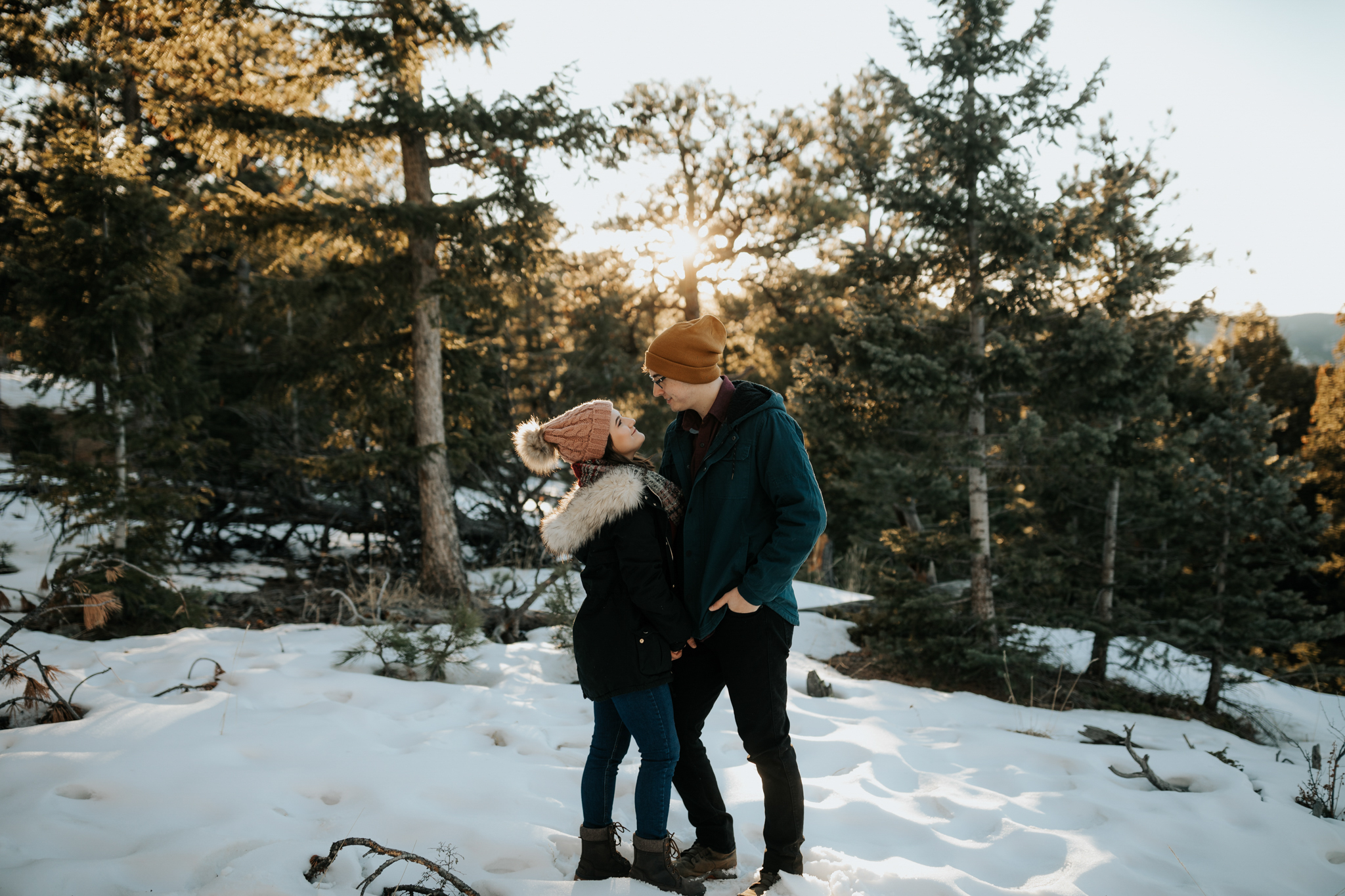 Leah Nicole Photography - Houston Wedding Photographer-Colorado Mountaintop Engagement Session- Houston Wedding Photographer -Kristen Giles Photography-12.jpg