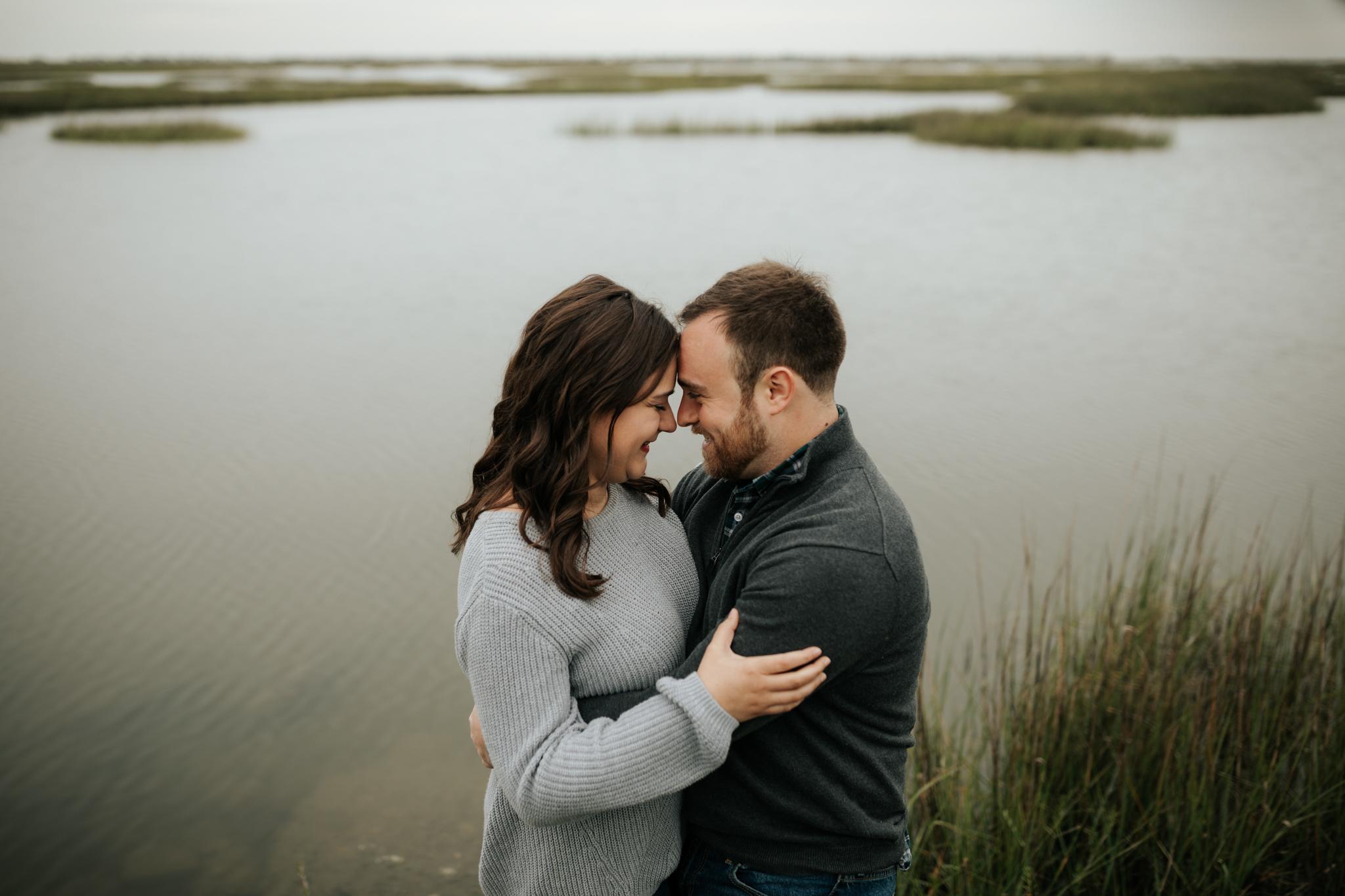 Leah Nicole Photography - Houston Wedding Photographer-Galveston Engagement Session- Houston Wedding Photographer -Kristen Giles Photography-6.jpg