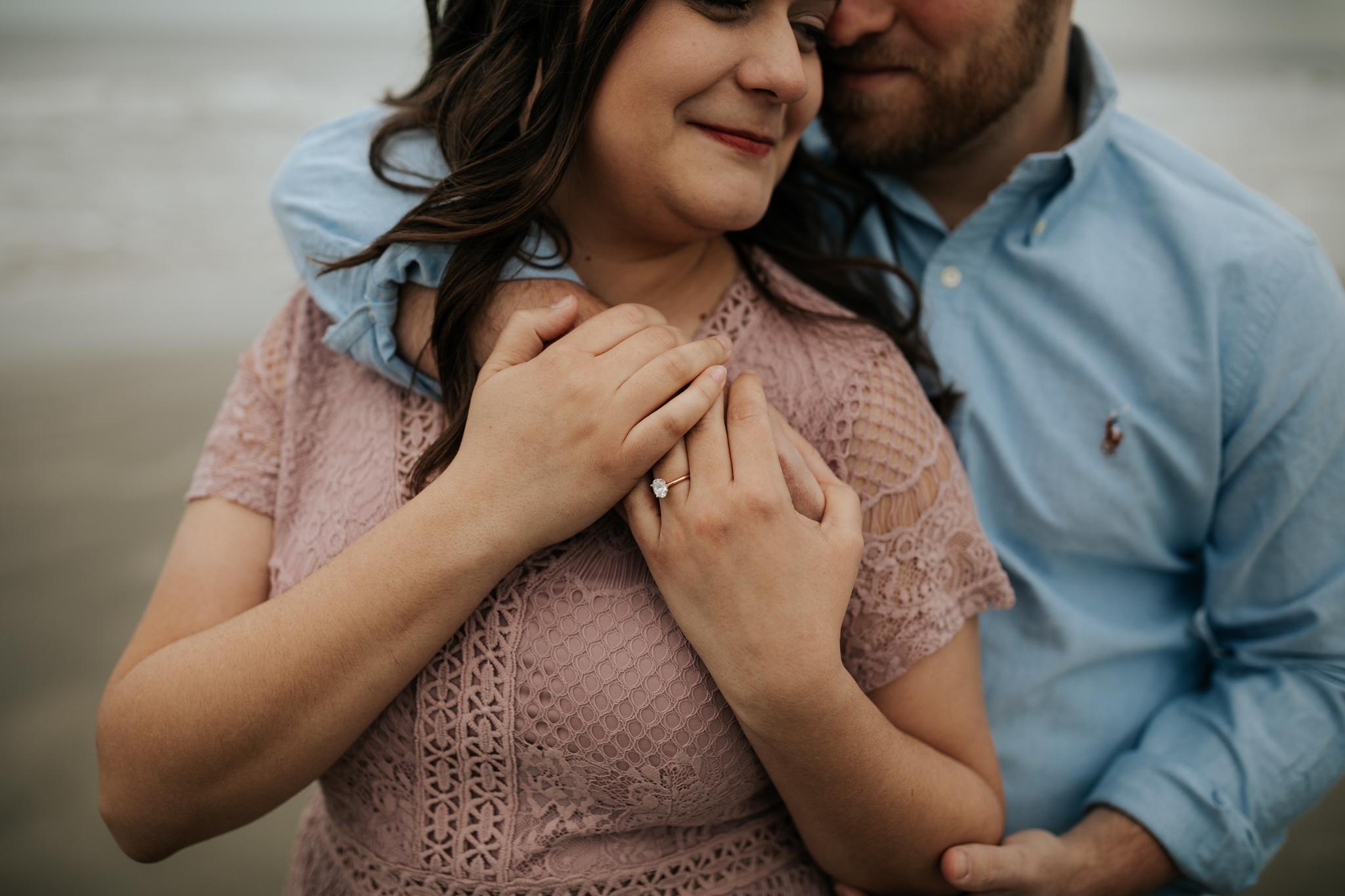 Leah Nicole Photography - Houston Wedding Photographer-Galveston Engagement Session- Houston Wedding Photographer -Kristen Giles Photography-9.jpg