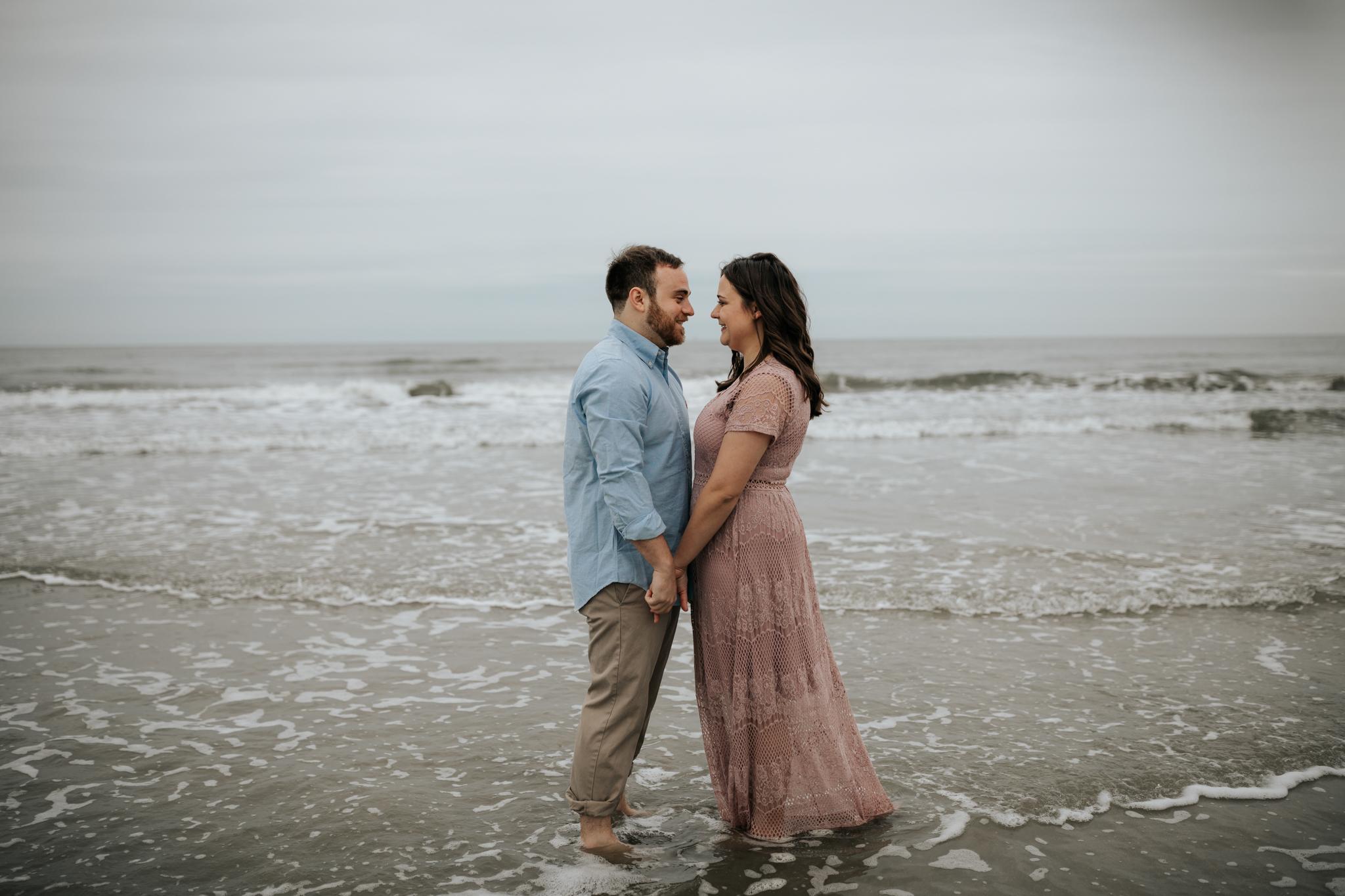 Leah Nicole Photography - Houston Wedding Photographer-Galveston Engagement Session- Houston Wedding Photographer -Kristen Giles Photography-13.jpg