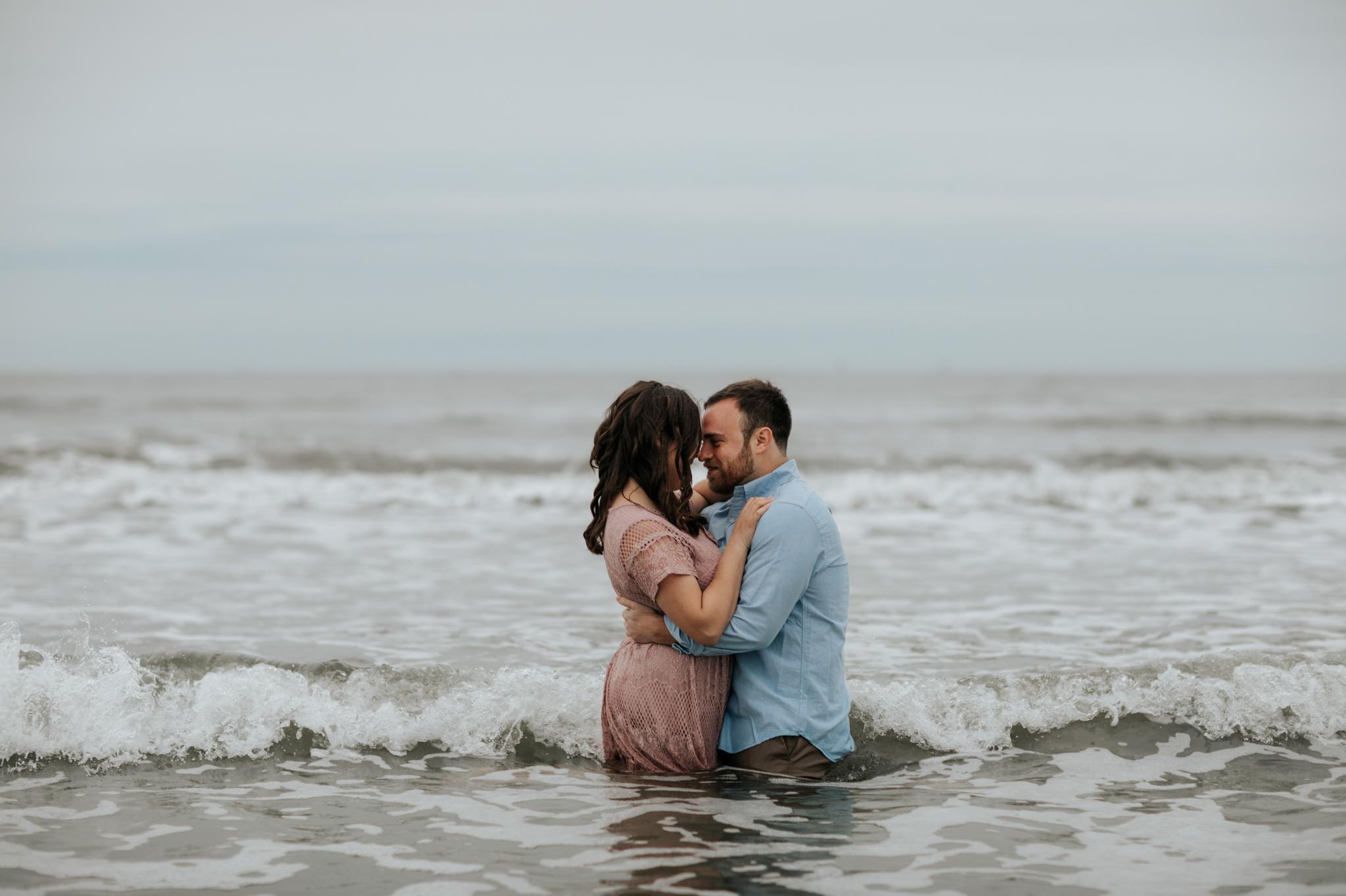 Leah Nicole Photography - Houston Wedding Photographer-Galveston Engagement Session- Houston Wedding Photographer -Kristen Giles Photography-15.jpg