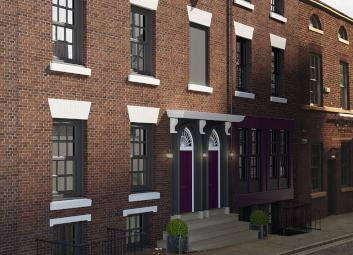 York House - Boutique development of only 18 apartments in a stunning grade II listed building, just a few minutes walk from Liverpool One shopping complex.