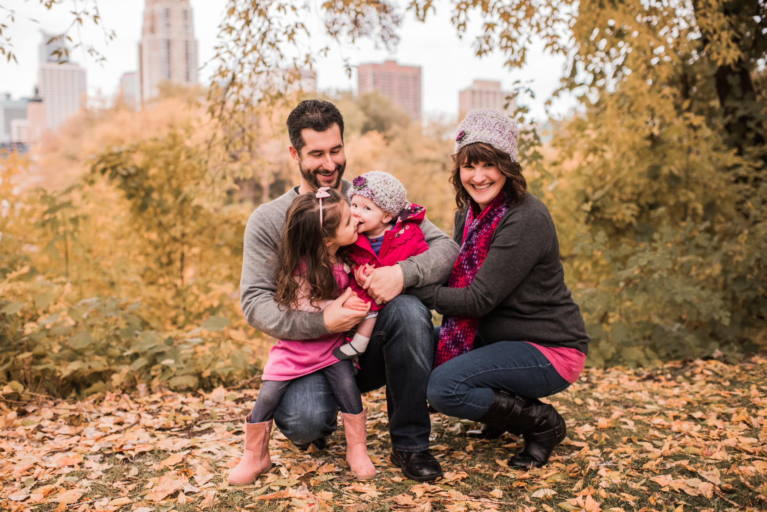 My beautiful family.  Photo Credit: Captured Glory Photography