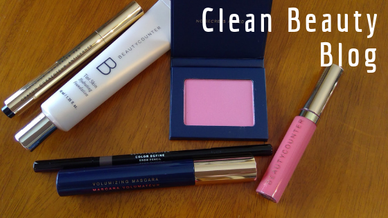 This blog is dedicated to clean beauty products I enjoy using including, but not limited to, Beautycounter.