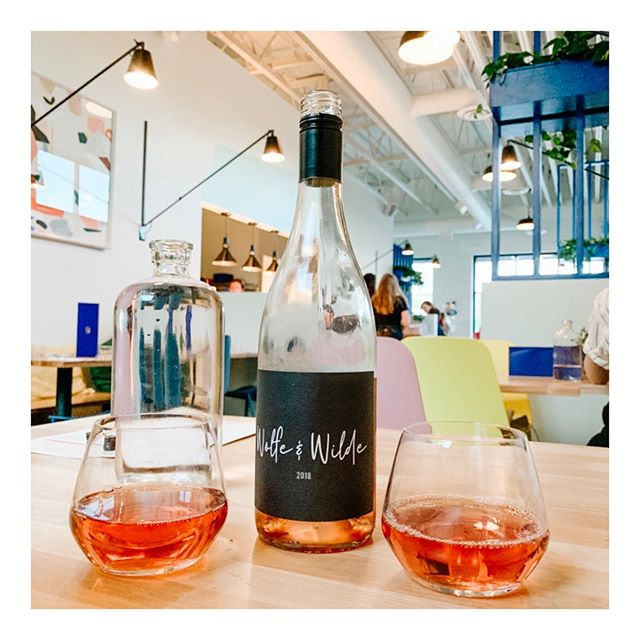 Was finally able to try the Wolfe & Wilde Pinot Noir Rosé while at the soft opening of Frankie We Salute You. This new Kelowna restaurant offers a plant based menu with many natural wines on their list of local bottles.  A delicious pairing with many of the dishes like the avocado bowl or even the carrot powder popcorn (seriously addicting!). Wolfe & Wilde is a collaboration with TH wines based out of Summerland. Have you got your hands on a bottle yet?