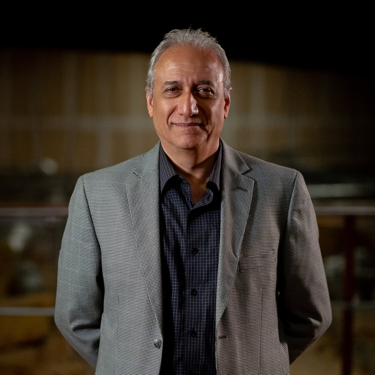 Shahab Khandan , PhD.  SVP of Engineering, Manufacturing Systems