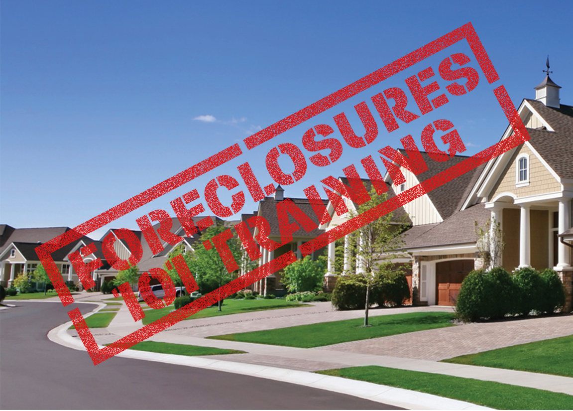 FORECLOSURES 101 TRAINING