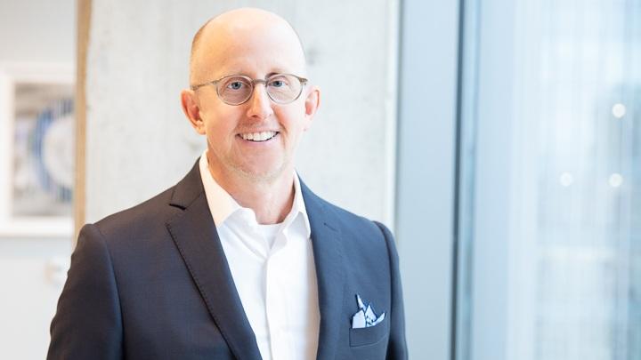Partner & Managing Director - Ben Davis