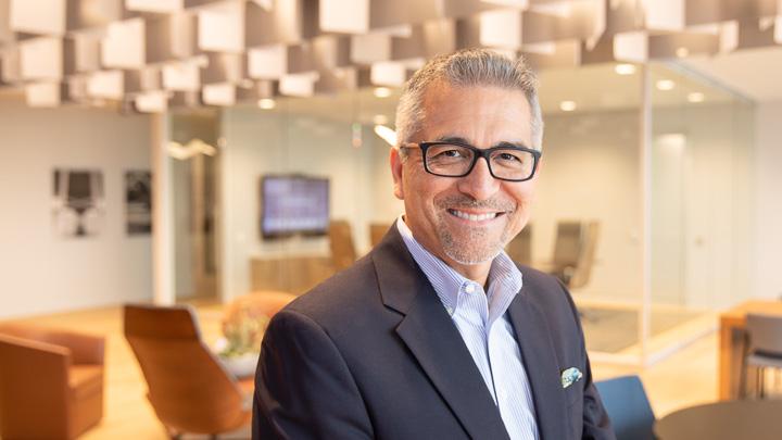 Partner & Managing Director - Alejandro Ruelas