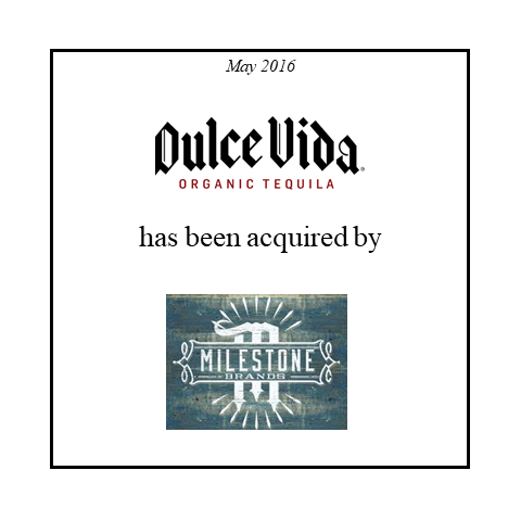 Dulce Vida acquired by Milstone