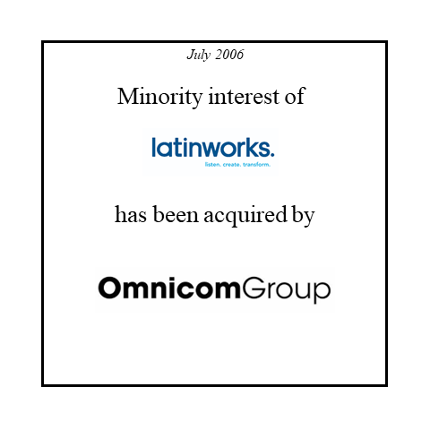 Latinworks acquired