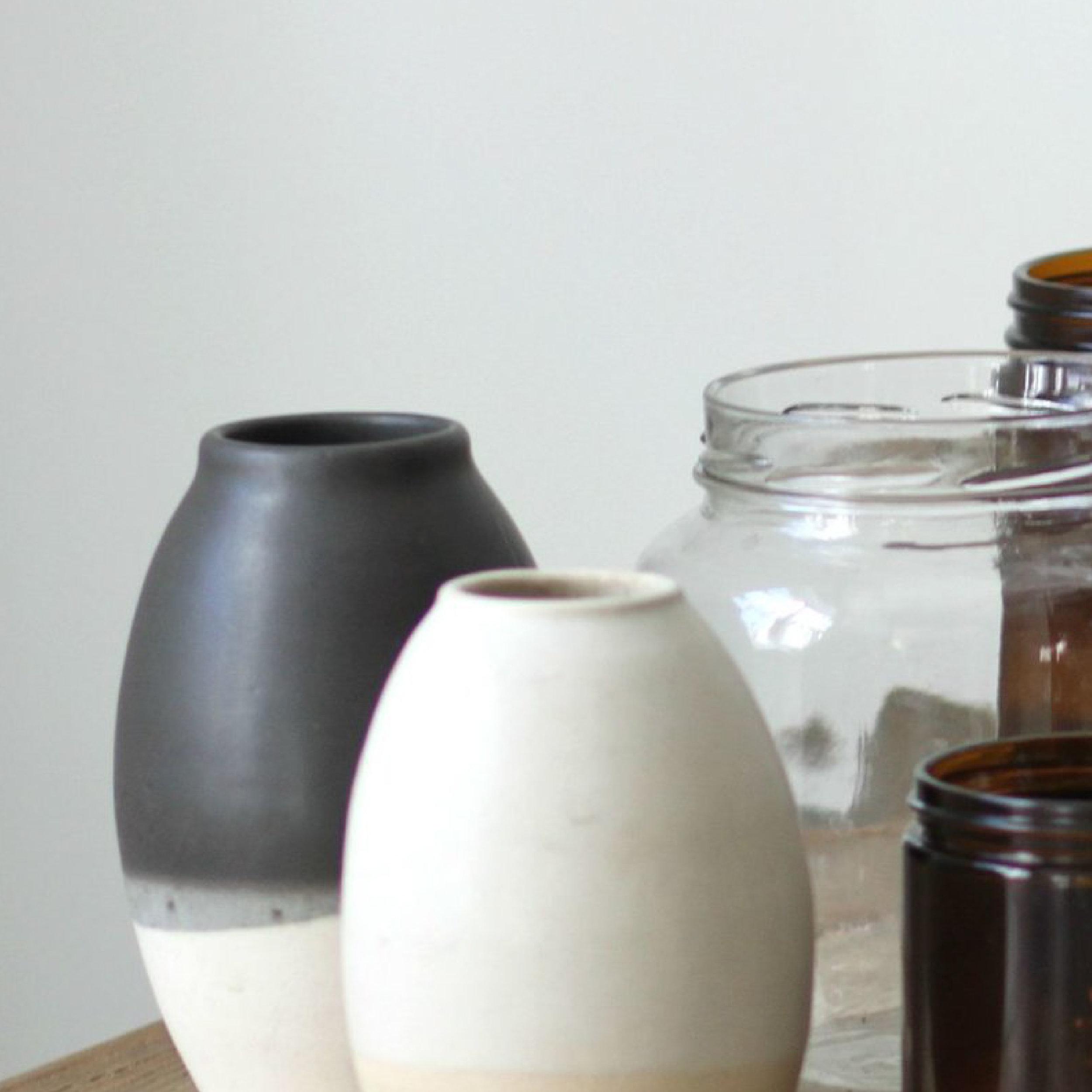 shop mini & small vases -