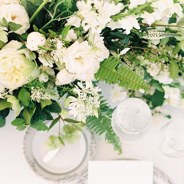 Classic details for the most timeless bride. I love color, but a clean crisp pallet will always have my heart. Beautiful design and planning by @scmevents