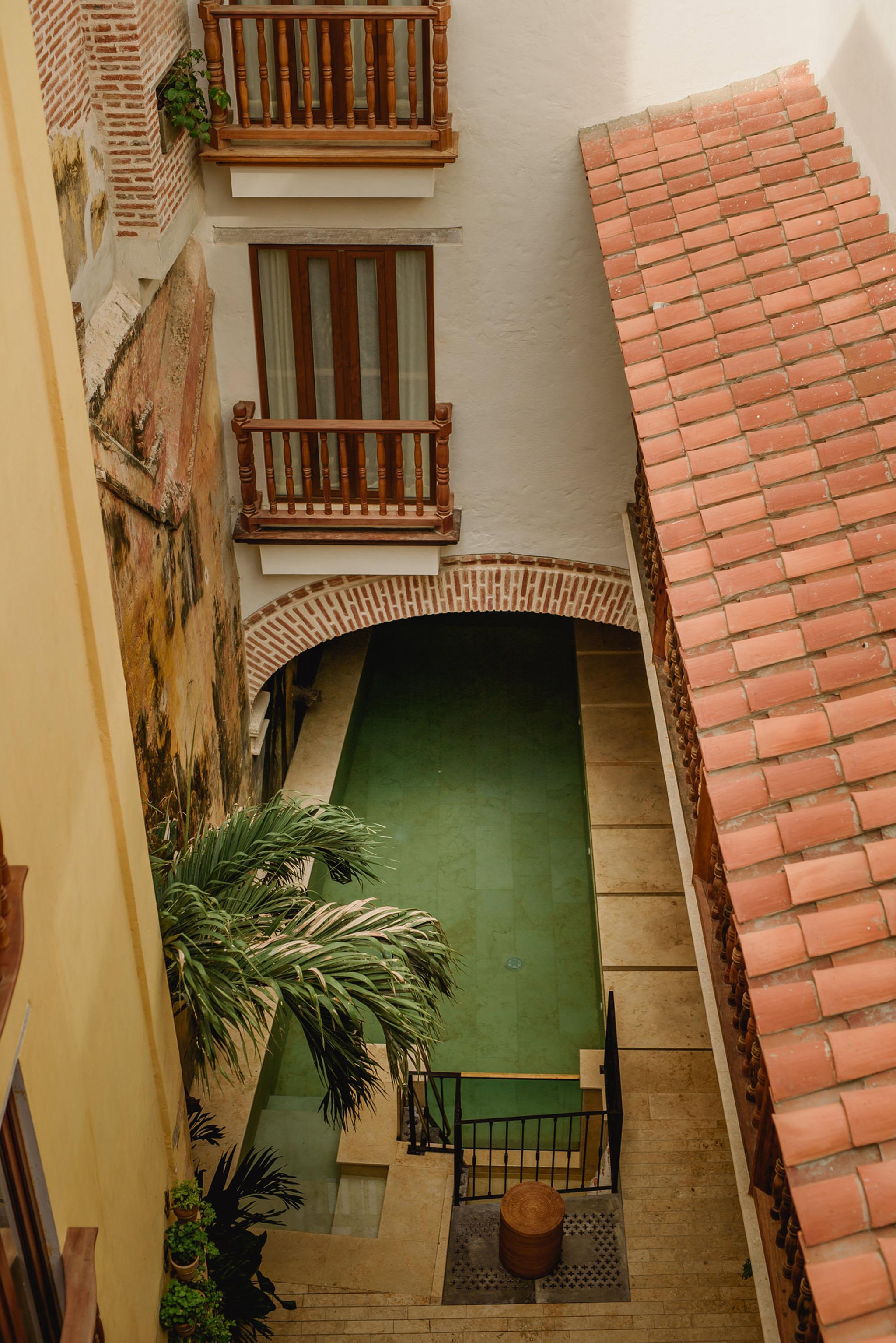 Hotel casa la factoria hoteles cartagena fotografia interior fot