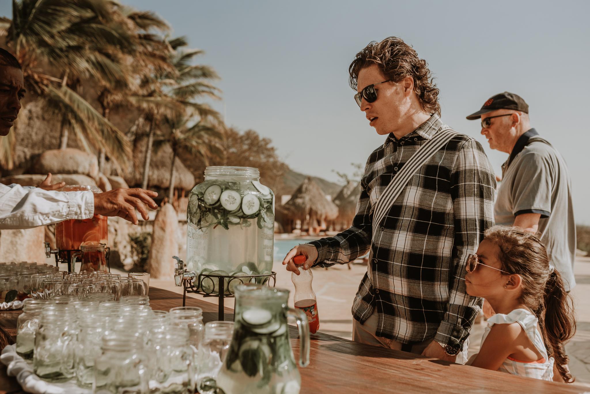 fotografia de bodas en santa marta colombia boda en playa beach