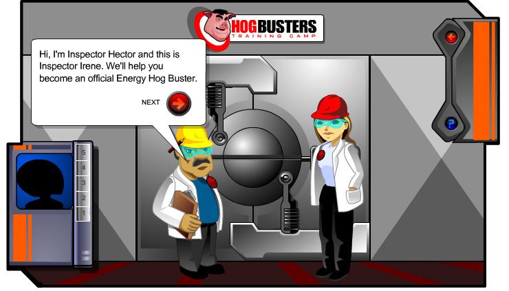Energy Hog HOG BUSTERS