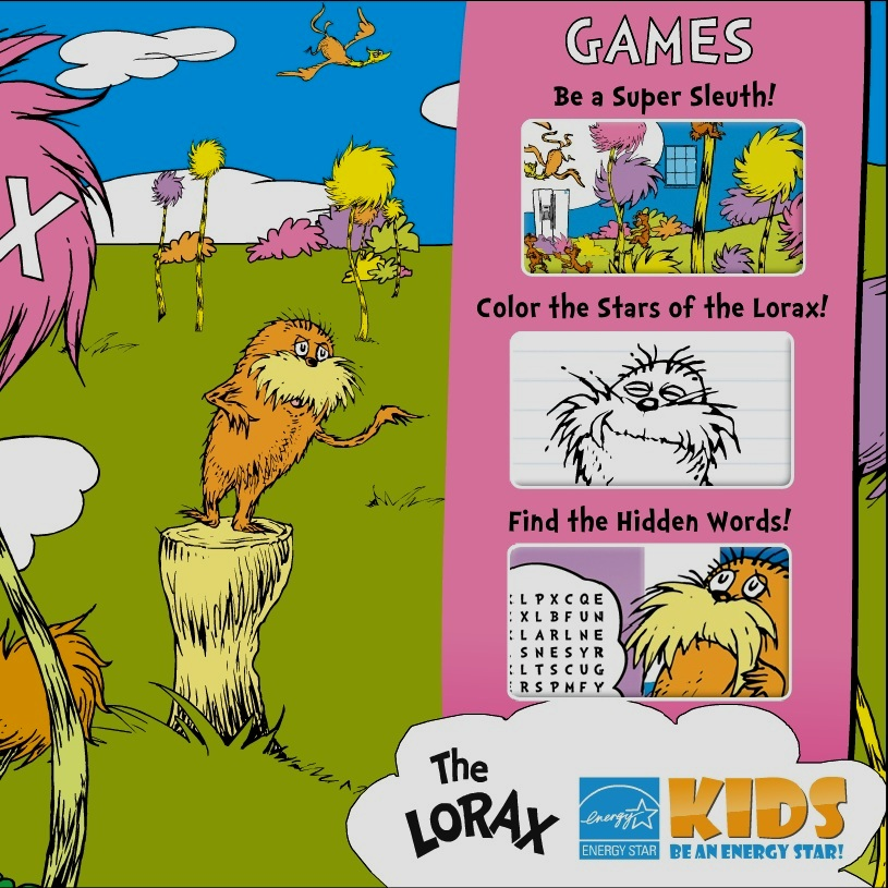 have fun with energy games, comics, & puzzles -