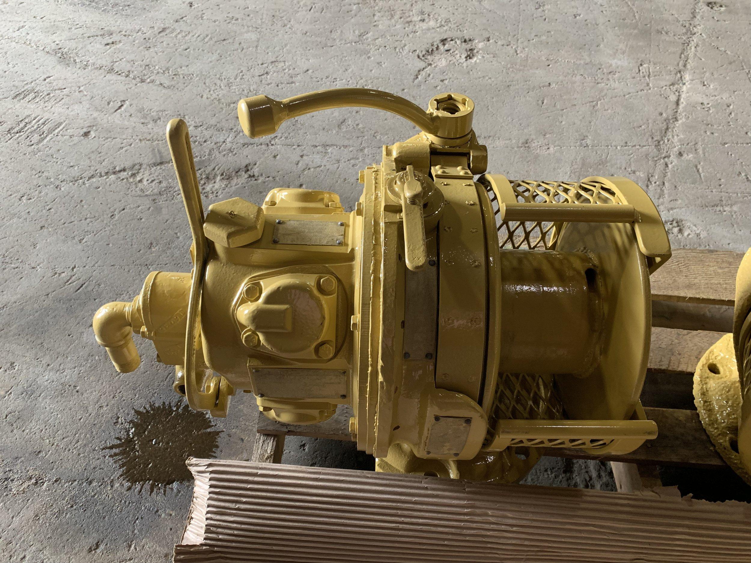 D6U Tugger - Rebuilt