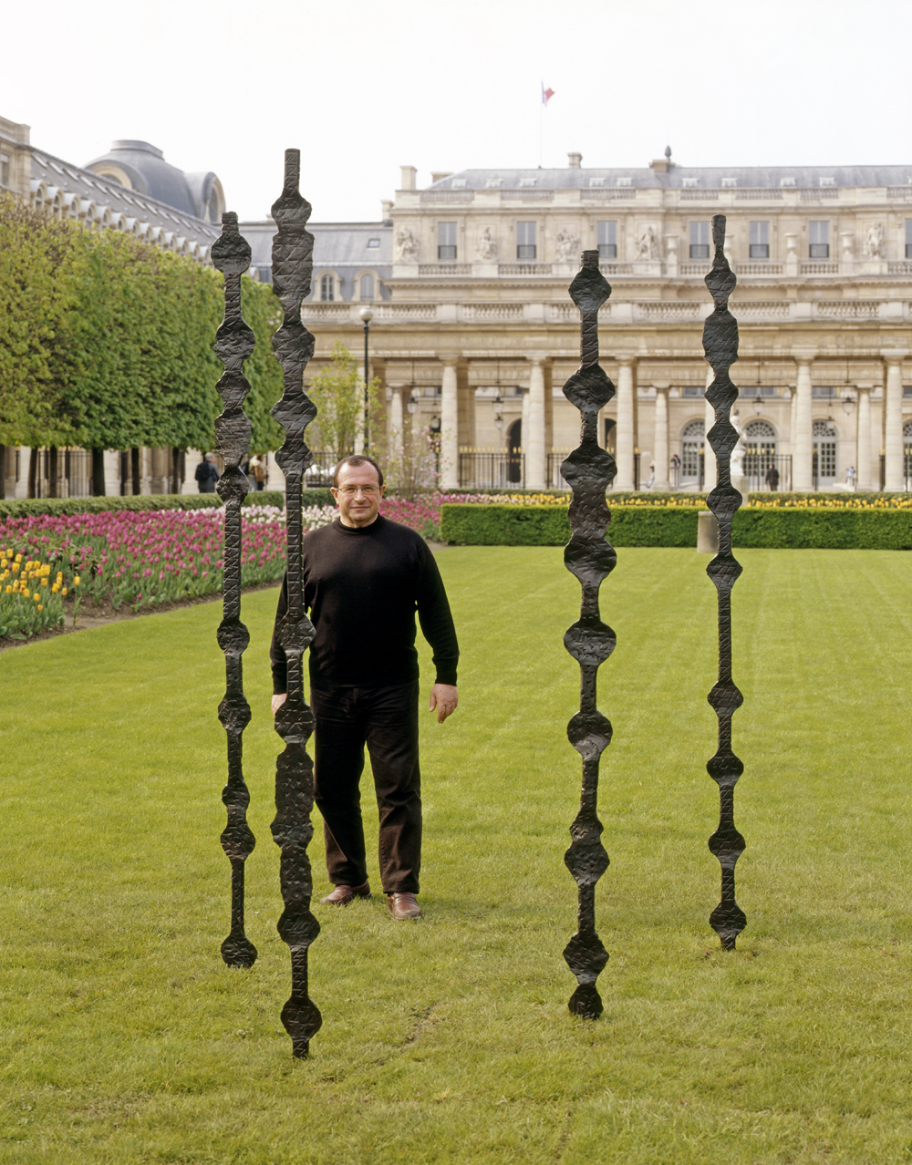 Jardin du Palais-Royal, 2005