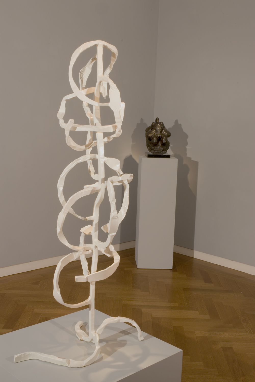 Salander O'Reilly Gallery, New York, Kirili and Lachaise, 2007