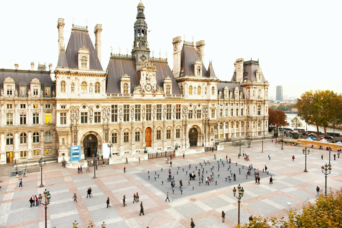 Rythmes d'Automne, Hotel de Ville Paris, 2012