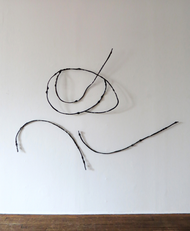 Iron Calligraphy VII, 2015