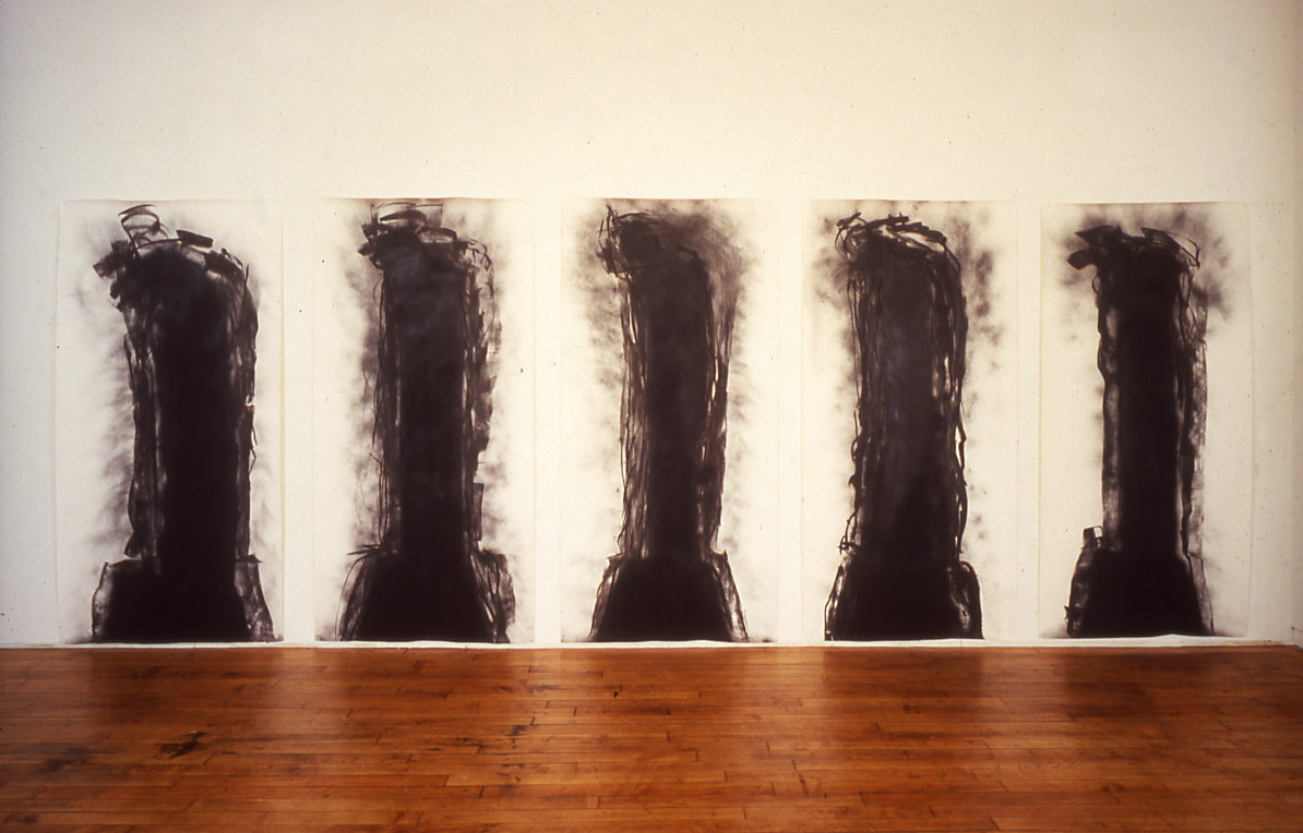 Enlèvement (5 elements), 1986