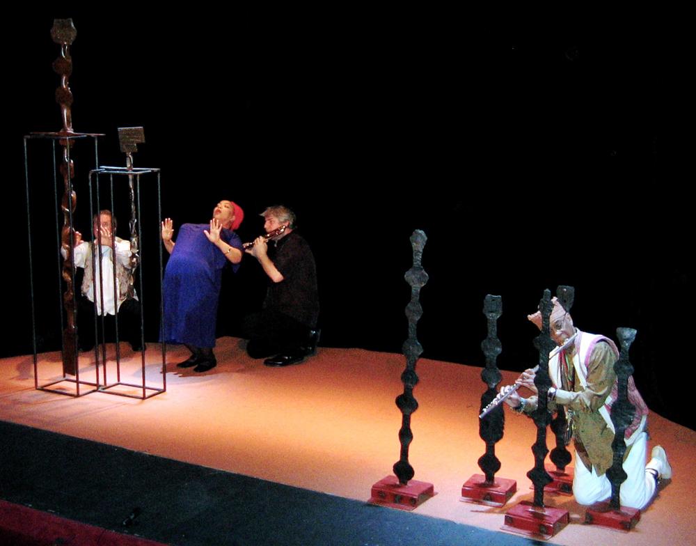 Théâtre du Palais-Royal, Paris, 2005
