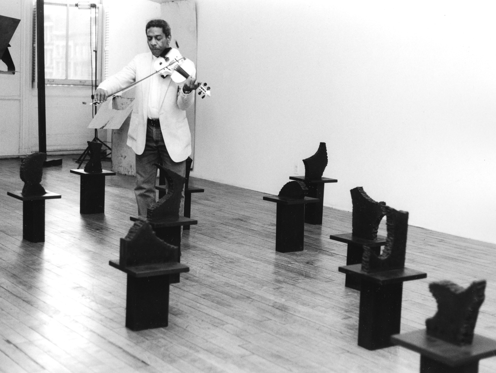 White Street Studio, 1997